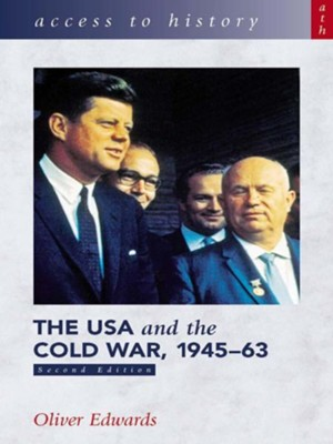 Access to History: The USA & the Cold War 1945-63 [Second Edition] / Digital original - eBook  -