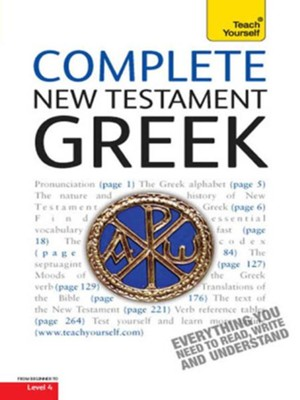 Complete New Testament Greek: Teach Yourself / Digital original - eBook  -