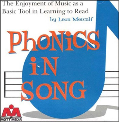 Phonics in Song Audio CD   -