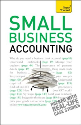Small Business Accounting: Teach Yourself / Digital original - eBook  -