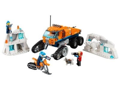 LEGO ® City Arctic Scout Truck   -