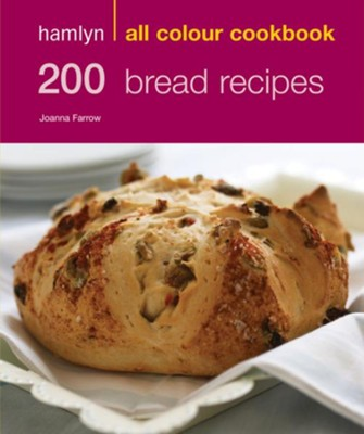 200 Bread Recipes / Digital original - eBook  -