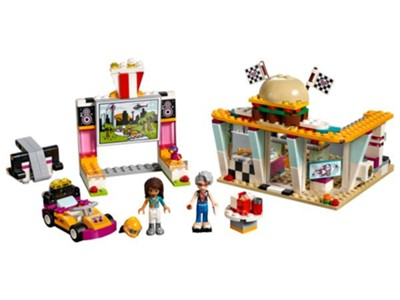LEGO ® Friends Drifting Diner   -