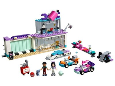 LEGO ® Friends Creative Tuning Shop   -