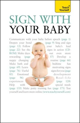 Sign With Your Baby: Teach Yourself / Digital original - eBook  -