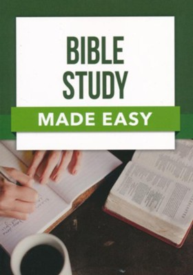 Bible Study Made Easy   -