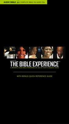 The Bible Experience--TNIV Complete Bible on CD with DVD  -