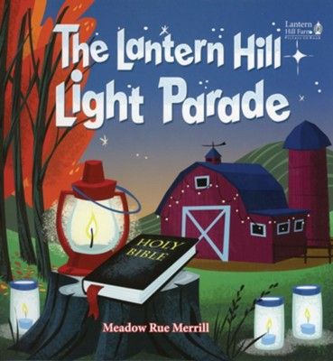 Light Parade - Picture book  -     By: Meadow Rue Merrill