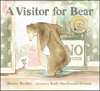 A Visitor for Bear  -     By: Bonny Becker