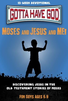 Moses and Jesus and Me! Boy's Edition   -