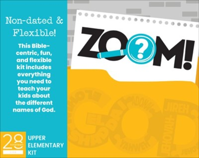 Zoom Upper Elementary Kit   -     By: 28nineteen