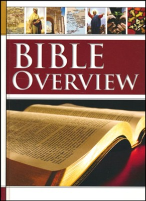 Bible Overview: compact hardcover edition   -