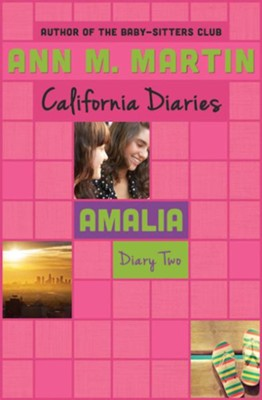 Amalia: Diary Two - eBook  -     By: Ann M. Martin