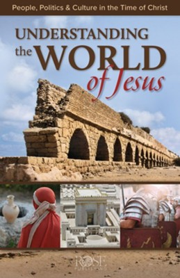 Understanding the World of Jesus - pamphlet   -