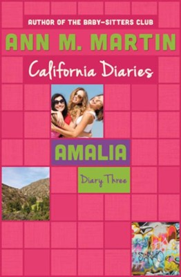 Amalia: Diary Three - eBook  -     By: Ann M. Martin