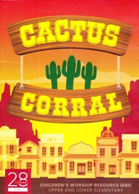 2819: Cactus Corral Worship Resource Pack    -
