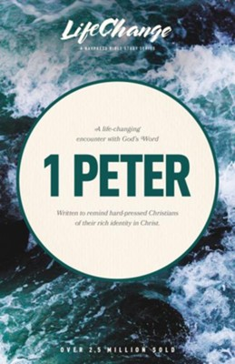 1 Peter, LifeChange Bible Study - eBook   -
