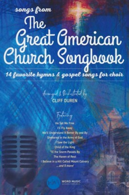 The Great American Church Songbook   -     By: Cliff Duren