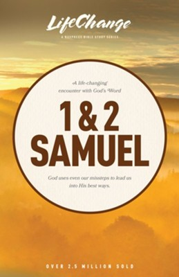 1 and 2 Samuel, LifeChange Bible Study - eBook   -