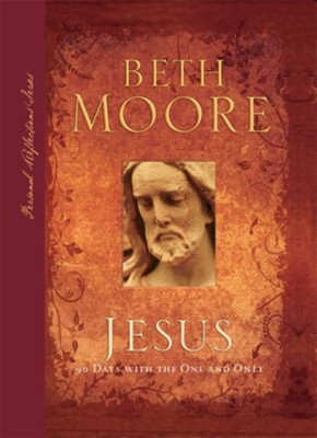 Jesus: 90 Days with the One and Only - eBook  -     By: Beth Moore