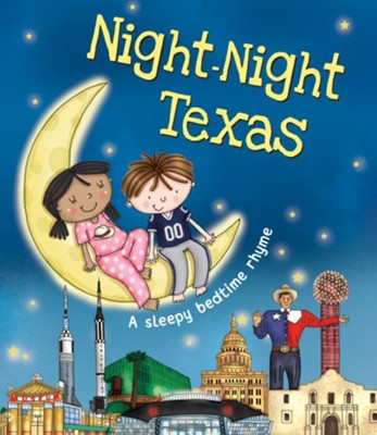 Night-Night Texas  -     By: Katherine Sully     Illustrated By: Helen Poole