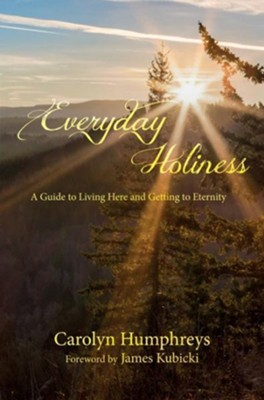 Everyday Holiness: A Guide to Living Here and Getting to Eternity  -     By: Carolyn Humphreys