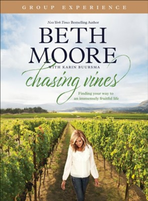 Chasing Vines Group Experience  -     By: Beth Moore, Karin Stock Buursma