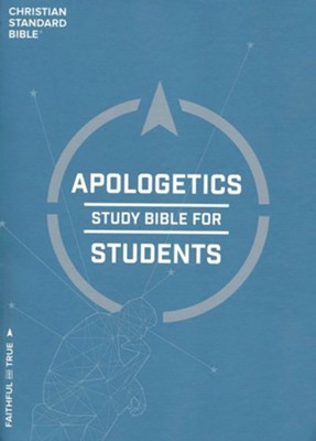 CSB Apologetics Study Bible for Students, Hardcover  -     By: Sean McDowell