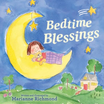 Bedtime Blessings, Paperback  -     By: Marianne Richmond