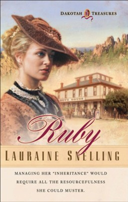Ruby - eBook  -     By: Lauraine Snelling