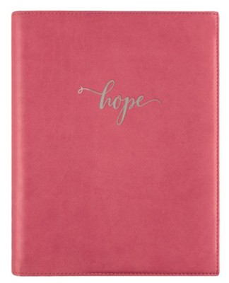 2019 Appointment Planner, Imitation Leather, Hope    -
