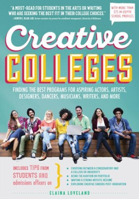 Creative Colleges  -     By: Elaina Loveland