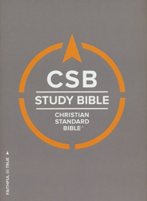 CSB Study Bible, Hardcover  -