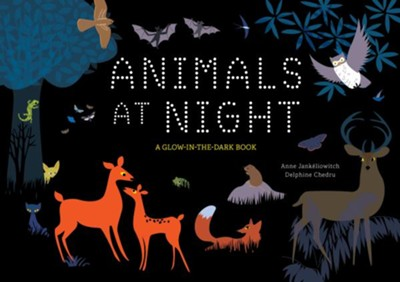 Animals at Night  -     By: Anne Jankeliowitch