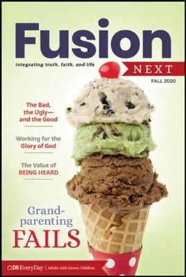 D6: FUSIONEXT Devotional Guide for Adults without Children at Home, Fall  2019
