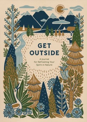 Get Outside: A Guided Journal   -