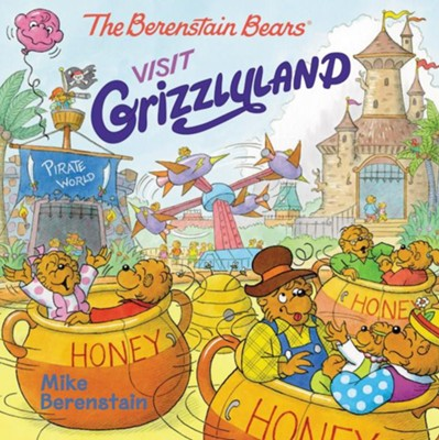 The Berenstain Bears Visit Grizzlyland  -     By: Mike Berenstain