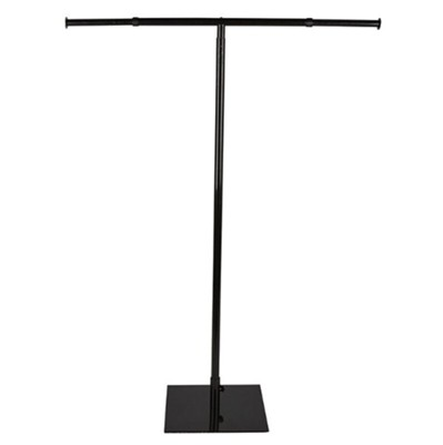 Adjustable T-Pole Banner Stand   -