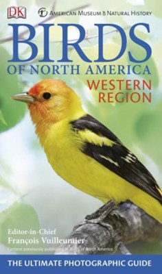 American Museum of Natural History Birds of North America Western Region  -