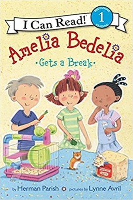 Amelia Bedelia Gets a Break, Hardcover  -     By: Herman Parish     Illustrated By: Lynne Avril