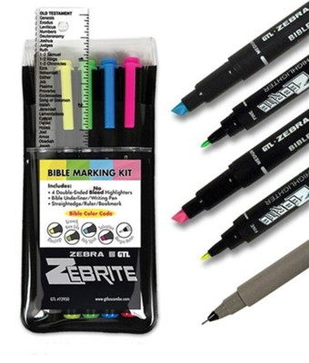 Complete Bible Marking Kit   -