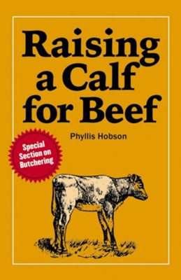 Raising a Calf for Beef   -     By: Phyllis Hobson