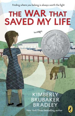 The War that Saved My Life - eBook  -     By: Kimberly Brubaker Bradley
