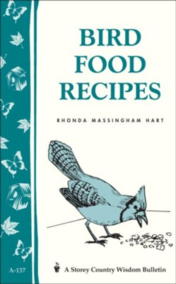 Bird Food Recipes (A-137)   -