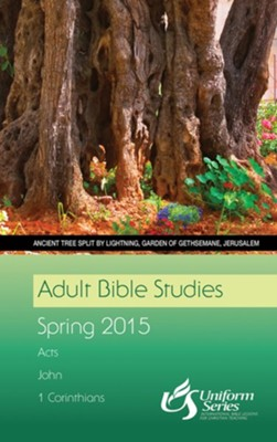 Adult Bible Studies Spring 2015 Student - eBook  -     By: Kevin Baker