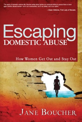 Escaping Domestic Abuse: How Women Get Out and Stay Out - eBook  -     By: Jane Boucher