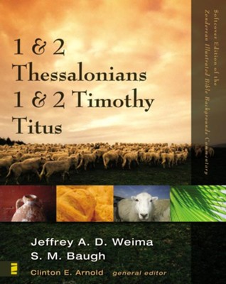 1 and 2 Thessalonians, 1 and 2 Timothy, Titus - eBook  -     By: Charles Tripp