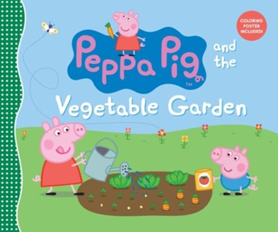 Peppa Pig and the Vegetable Garden  -