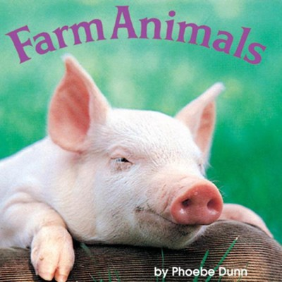 Farm Animals - eBook  -     By: Phoebe Dunn