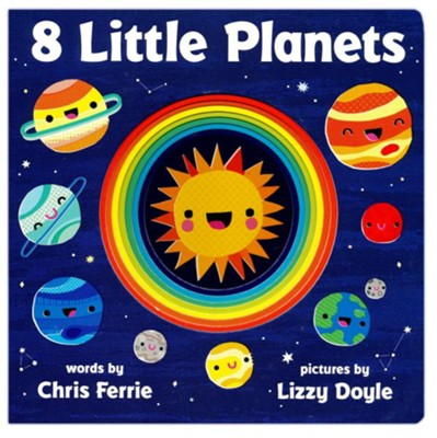 8 Little Planets  -     By: Chris Ferrie
